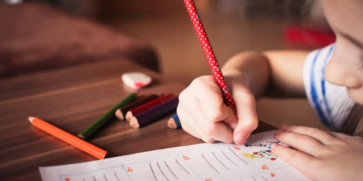 School en leren